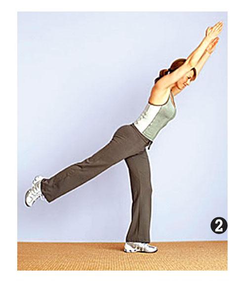 Không chỉ giúp đôi chân chắc khỏe mà còn giúp cải thiện vòng 3