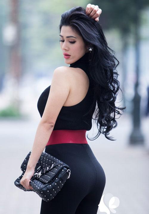 """""""Điểm danh"""" những mỹ nhân Việt sở hữu cặp mông đẹp, quyến rũ nhất1"""