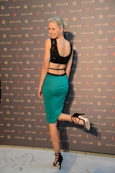 Karolina Kurkova được cả thế giới biết đến với thân hình nóng bỏng với vòng 3 quyến rũ