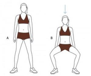 5 động tác giúp mông to cực đơn giản bạn có thể làm tại nhà