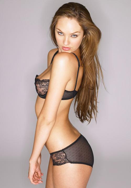 Candice Swanpoel bình chọn là 1 trong 100 người đẹp quyến rũ và có vòng 3 đẹp nhất thế giới.