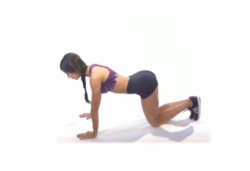 4 động tác đơn giản giúp vòng 3 cao vút và nở nang như Jen Selter2