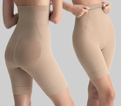"""Biến hóa mông chảy xệ thành mông đẹp bằng quần """"bóp dáng""""4"""