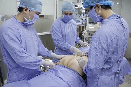 Kỹ thuật nâng mông chảy xệ tại Kangnam