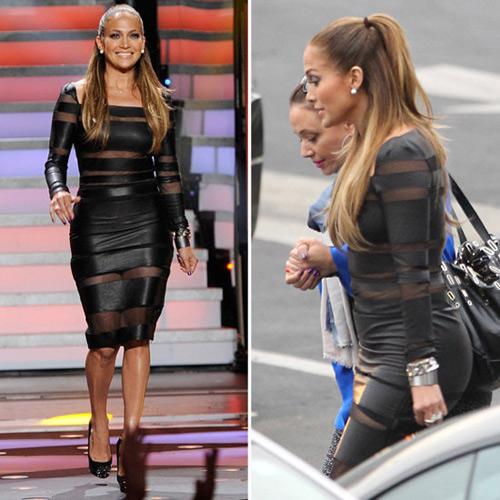 Jennifer Lopez tinh tế chọn đồ khoe vòng 3 nóng bỏng4