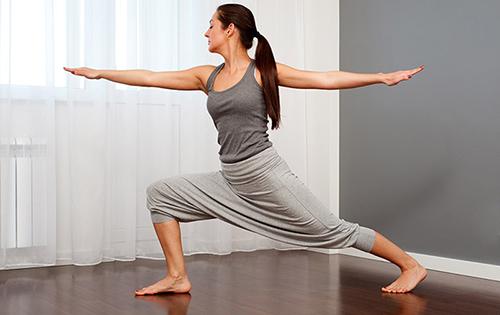 Các bài tập yoga tăng vòng 3 hiệu quả nhanh chóng 6
