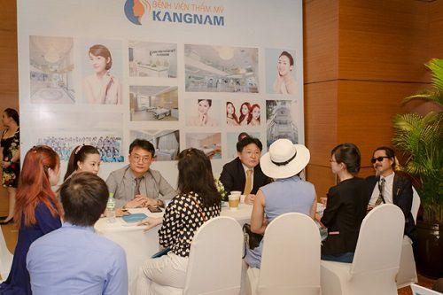 Bệnh viện thẩm mỹ Kangnam 1
