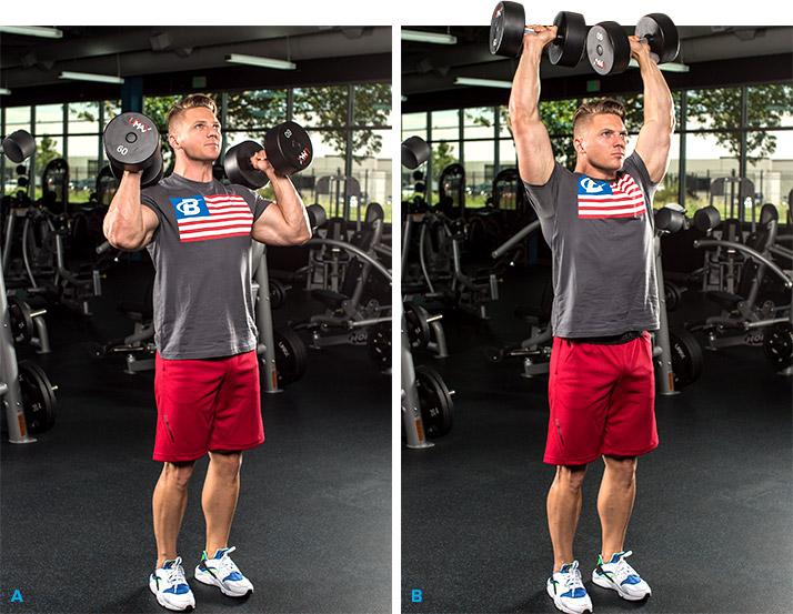 Tập nâng tạ giúp giảm số đo vòng 3 cũng như tiêu hao lượng mỡ thừa đáng kể cho cơ thể