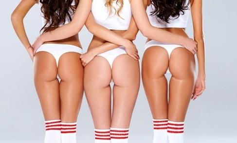 Mỗi dáng mông có một tính cách khác nhau