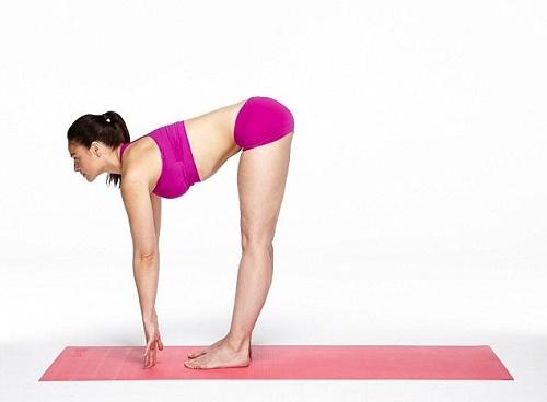 Tập 4 động tác yoga đơn giản để tăng kích thước vòng 3 2