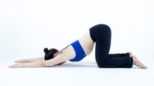 Tập 4 động tác yoga đơn giản để tăng kích thước vòng 3 4