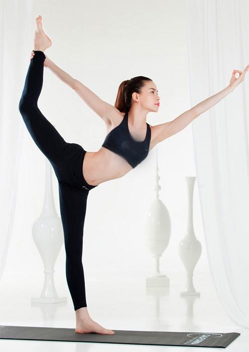 Tập 4 động tác yoga đơn giản để tăng kích thước vòng 3 5