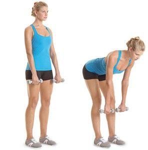 Cách tập gym cho mông to ra nhờ bài tập tạ