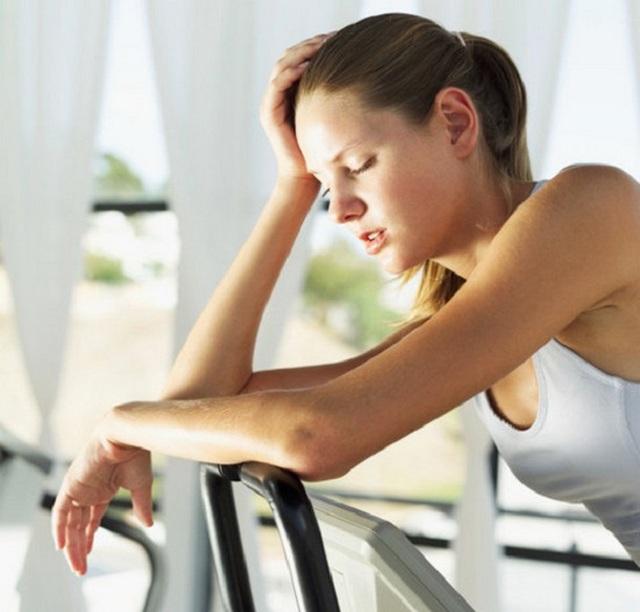 Lười vận động sẽ chỉ làm cơ thể bạn thêm mệt mỏi và khó chịu