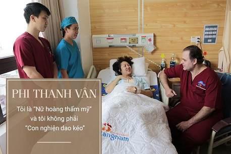 Phi Thanh Vân nâng mông tại Kangnam 10