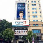 Bệnh viện thẩm mỹ Kangnam thông báo chuyển địa chỉ mới tại Hà Nội ( 190 Trường Chinh)